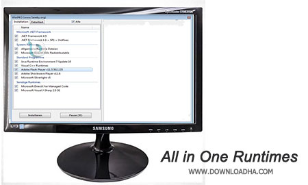 دانلود-All-in-One-Runtimes