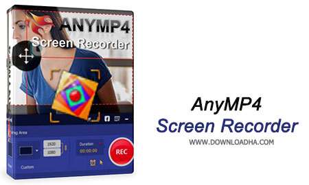 دانلود-AnyMP4-Screen-Recorder