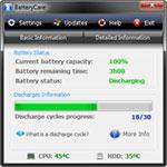 BatteryCare-اسکرین-شات