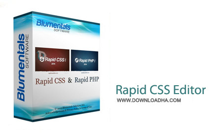 Blumentals Rapid CSS Editor