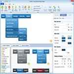 Blumentals-Easy-CSS-Menu-اسکرین-شات
