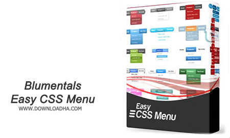 Blumentals-Easy-CSS-Menu-کاور