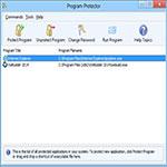 Blumentals-Program-Protector-اسکرین-شات