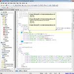 CodeLobster-PHP-اسکرین-شات