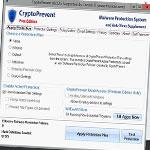 CryptoPrevent-اسکرین-شات
