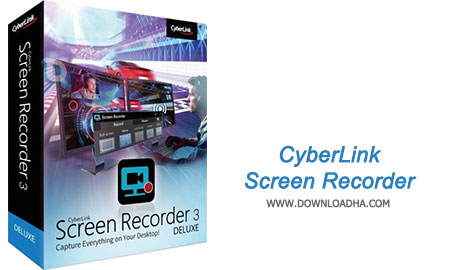 دانلود-CyberLink-Screen-Recorder-Deluxe