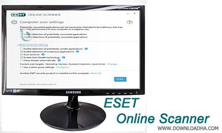 ESET-Online-Scanne