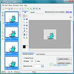 Easy-Gif-Animator-اسکرین-شات