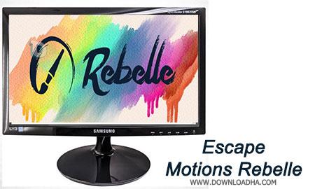 Escape-Motions-Rebelle