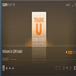 GOM-Audio-Player-اسکرین-شات