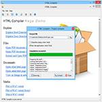 HTML-Compiler-اسکرین-شات