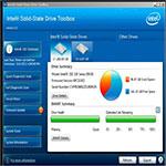 Intel-Solid-State-Drive-(SSD)-Toolbox-اسکرین-شات