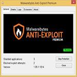 اسکرین-شات-Malwarebytes-Anti-Exploit