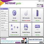 NETGEAR-Genie-اسکرین-شات