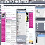 QuarkXPress-اسکرین-شات