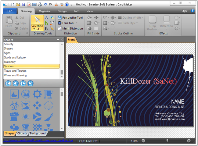 smartsyssoft business card maker 325 business card maker httpsimg5wnloadhaalirepicssmartsyssoft colourmoves