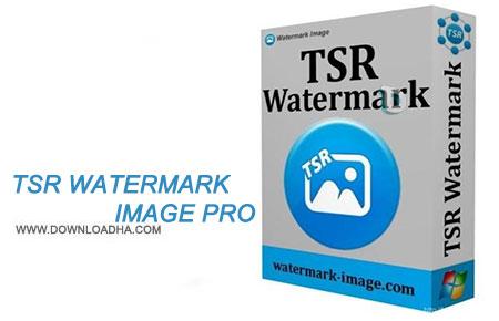 نرم افزار قرار دادن واترمارک روی تصاویر TSR Watermark Image Pro 3.5.7.8