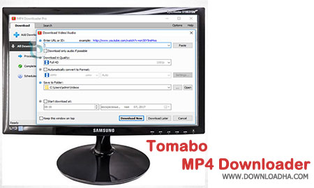 Tomabo-MP4-Downloader
