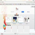 Torch-Browser-اسکرین-شات