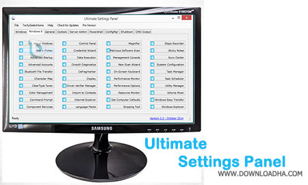 دانلود-Ultimate-Settings-Panel