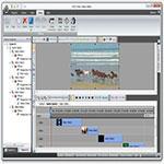 VSDC-Video-Editor-اسکرین-شات