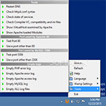 WampServer-اسکرین-شات