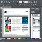 Xara-Web-Designer-اسکرین-شات