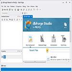 اسکرین-شات-dbForge-Studio-for-MySQL