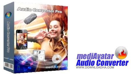 دانلود-mediAvatar Audio Converter